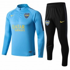 Boca Juniors Blue/Black Training  Soccer Tracksuit 2018/19