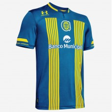 Under Armour Rosario Central Home Soccer T-Shirt 2020