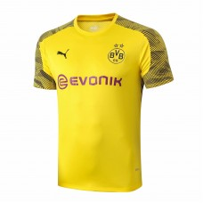 BVB Training Yellow Soccer T-Shirt 2019-20