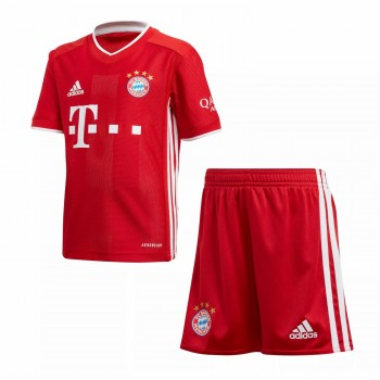Bayern Munich Home Kids Kit 2020