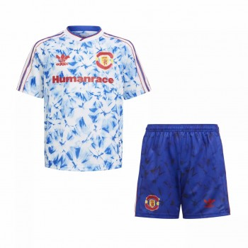 Manchester United Human Race Kit Kids 2020 2021