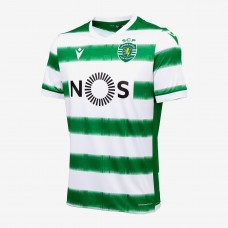 Sporting CP Home Soccer T-Shirt 2020 2021