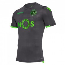 Sporting Lisbon Away Soccer T-Shirt 2018/19