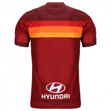 As Roma Home Soccer T-Shirt 2020 2021