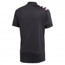 Men's Inter Miami CF adidas Black 2020 Inaugural Away Soccer T-Shirt