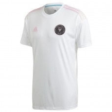 Men's Inter Miami CF adidas White 2020 Primary Soccer T-Shirt