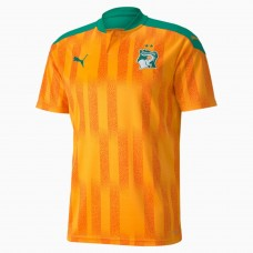 Ivory Coast Home Soccer T-Shirt 2020 2021