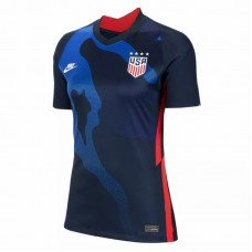 USA 2020 Away Women Soccer T-Shirt