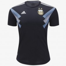 Argentina 2018 Away Soccer T-Shirt - Women