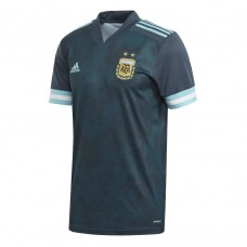 Argentina Away Soccer T-Shirt 2020