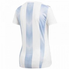 Argentina 2018 Home Soccer T-Shirt - Women