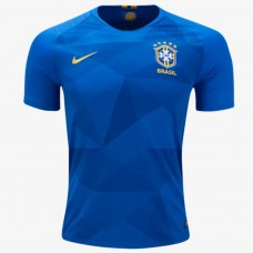 Brazil 2018 Away Soccer T-Shirt