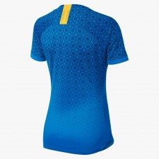 Brazil 2019 Away Soccer T-Shirt - Women