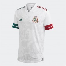 Mexico Away Soccer T-Shirt 2020 2021